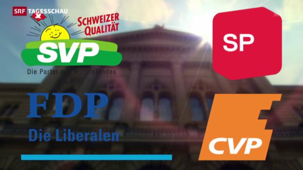 Video «Parteipräsidenten über Widmer-Schlumpf» abspielen