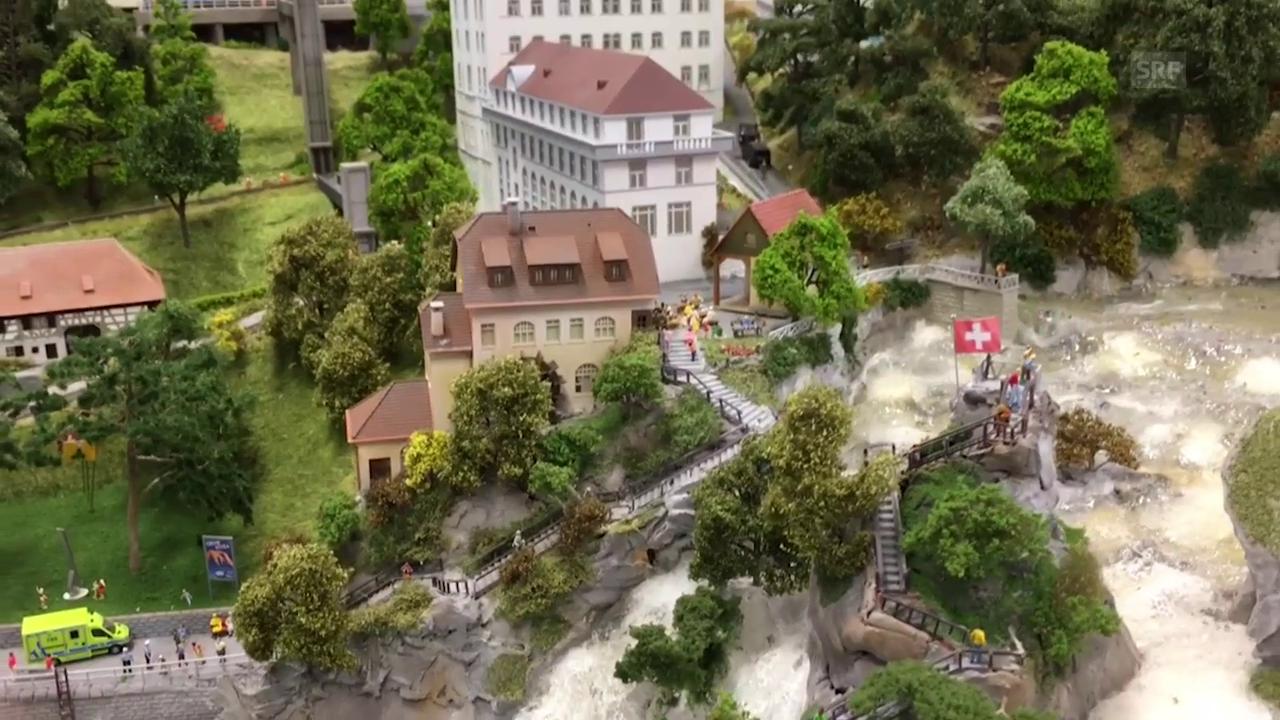 Die grösste Miniaturwelt der Schweiz