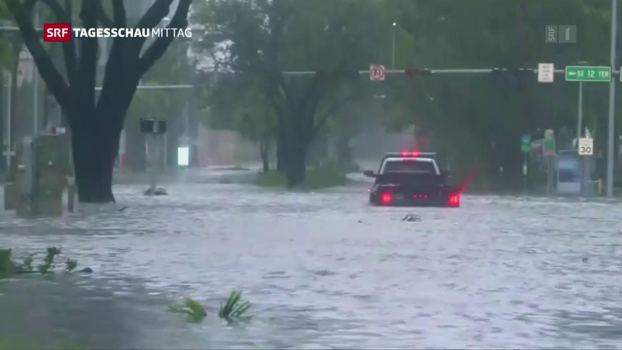 «Irma» zieht über Florida