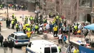 Video «Boston-Marathon: Prominente reagieren bestürzt auf Anschläge» abspielen