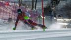 Video «Schweizer Fehlstart in der Kombination» abspielen