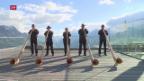 Video «Zuwanderung sank 2016 erneut» abspielen