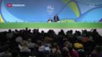 Video «Welche Russen dürfen in Rio starten?» abspielen
