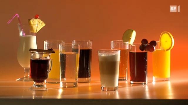 Getränke - die vergessene Kalorienquelle