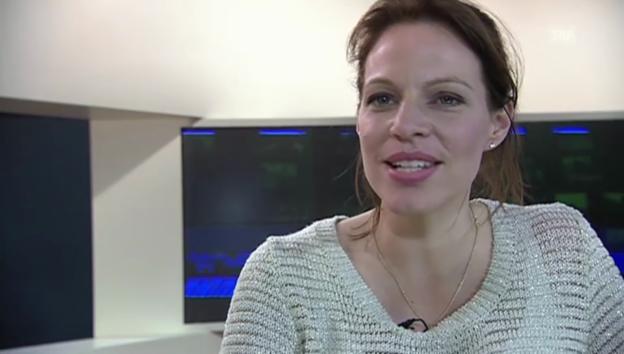 Video «Andrea Vetsch über ihre «10vor10»-Premiere» abspielen