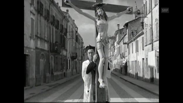 Video «Das Kreuz mit dem Kreuz» abspielen