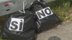 Video «Lega im Abfall-Kampf» abspielen