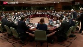 Video «Ukraine-Frust in Brüssel» abspielen
