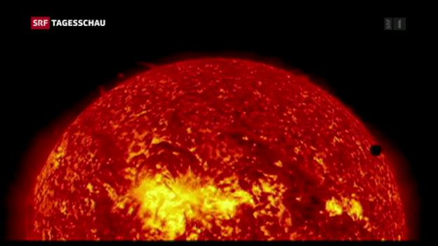 Video «Leichte Abkühlung in Sicht» abspielen