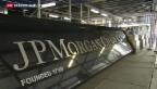 Video «13 Milliarden Dollar Busse für JPMorgan» abspielen