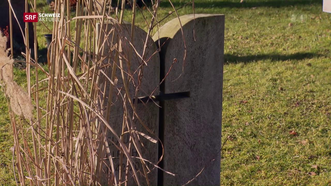 Keine Zukunft für Grabkunst