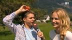 Video «Sarina Arnold steht vor einer grossen Herausforderung» abspielen
