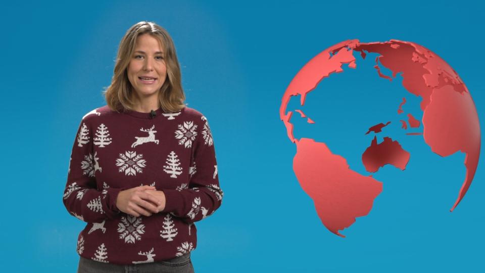 Kinder-News: Weihnachten während Corona, Tannenbäume & Rückblick 2020 (Staffel 1, Folge 24)