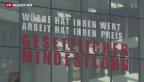 Video «Deutschland vor der Einführung des Mindestlohns» abspielen