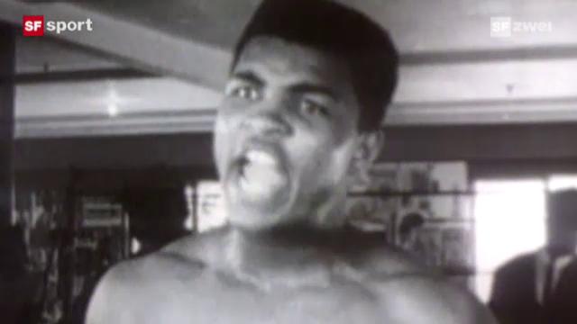 17.Januar 2012: Würdigung zu Alis 70. Geburtstag