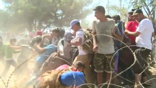 Video «Die Not der Flüchtlinge: So kann jeder konkret helfen» abspielen