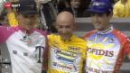 Video «Rad: Liste prominenter Doping-Sünder veröffentlicht» abspielen