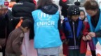 Video «Hilfsorganisationen verlassen Griechenland unter Protest» abspielen