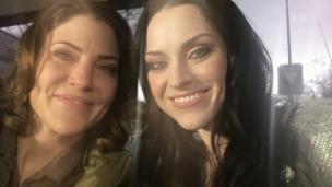 Video «In der Limo mit Amy Macdonald» abspielen