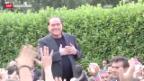 Video «Italiens Gericht bestätigt Haftstrafe gegen Berlusconi» abspielen