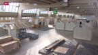 Video «Temporäre Asylzentren» abspielen
