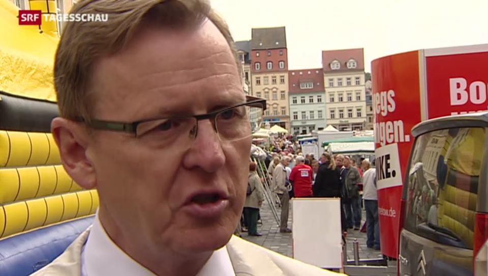 Wahlen in Thüringen: Phänomen Bodo Ramelow