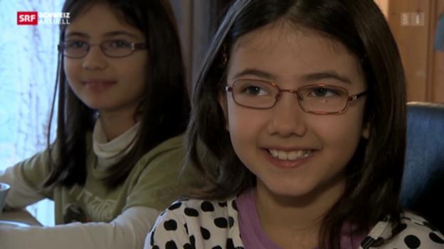 Video «Autistische Kinder integrieren» abspielen