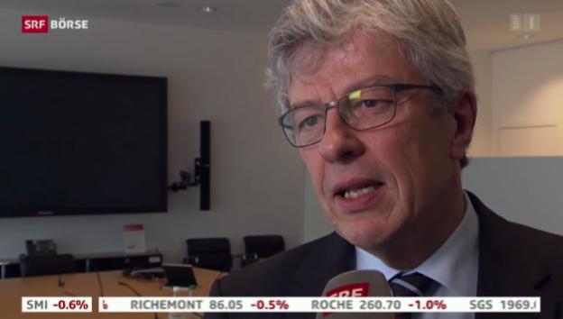 Video «SRF Börse vom 06.08.2014» abspielen
