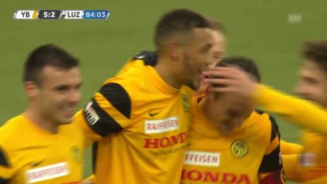 Video «Hoarau mit seinem 3. Treffer» abspielen