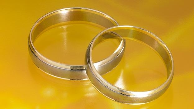 Heirat und Aufbruch in eine andere Welt