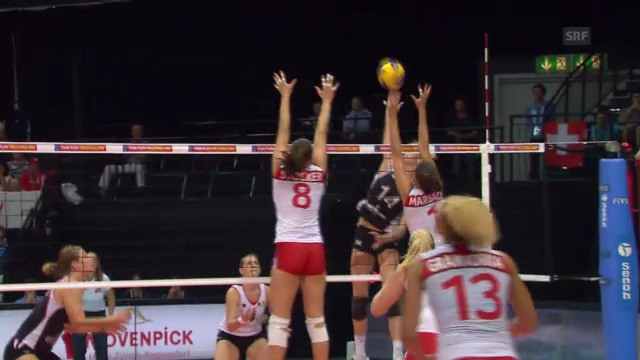 Highlights Schweiz - Belgien («sportlive»)