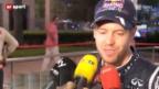Video «Formel 1: Zweikampf Vettel - Alonso» abspielen