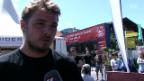 Video «Stansilas Wawrinka: Zum ersten Mal aus Federers Schatten» abspielen