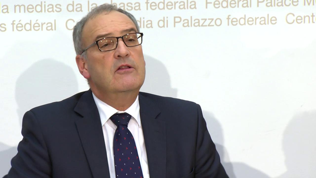 Der Bundesrat redet von einem Budget von 8 Milliarden Franken