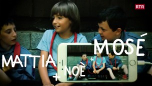 Laschar ir video «Mattia, Noè e Mosé»