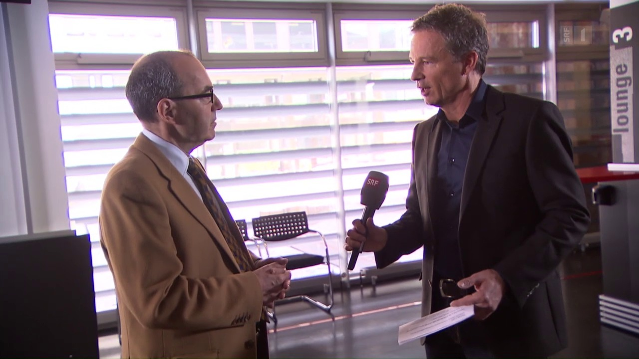 Interview mit Thomas B. Cueni, Generalsekretär Interpharma
