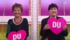 Video ««Ich oder Du»: Margrit Bornet und Regula Esposito» abspielen