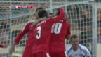 Video «Matchbericht Färöer-Schweiz» abspielen