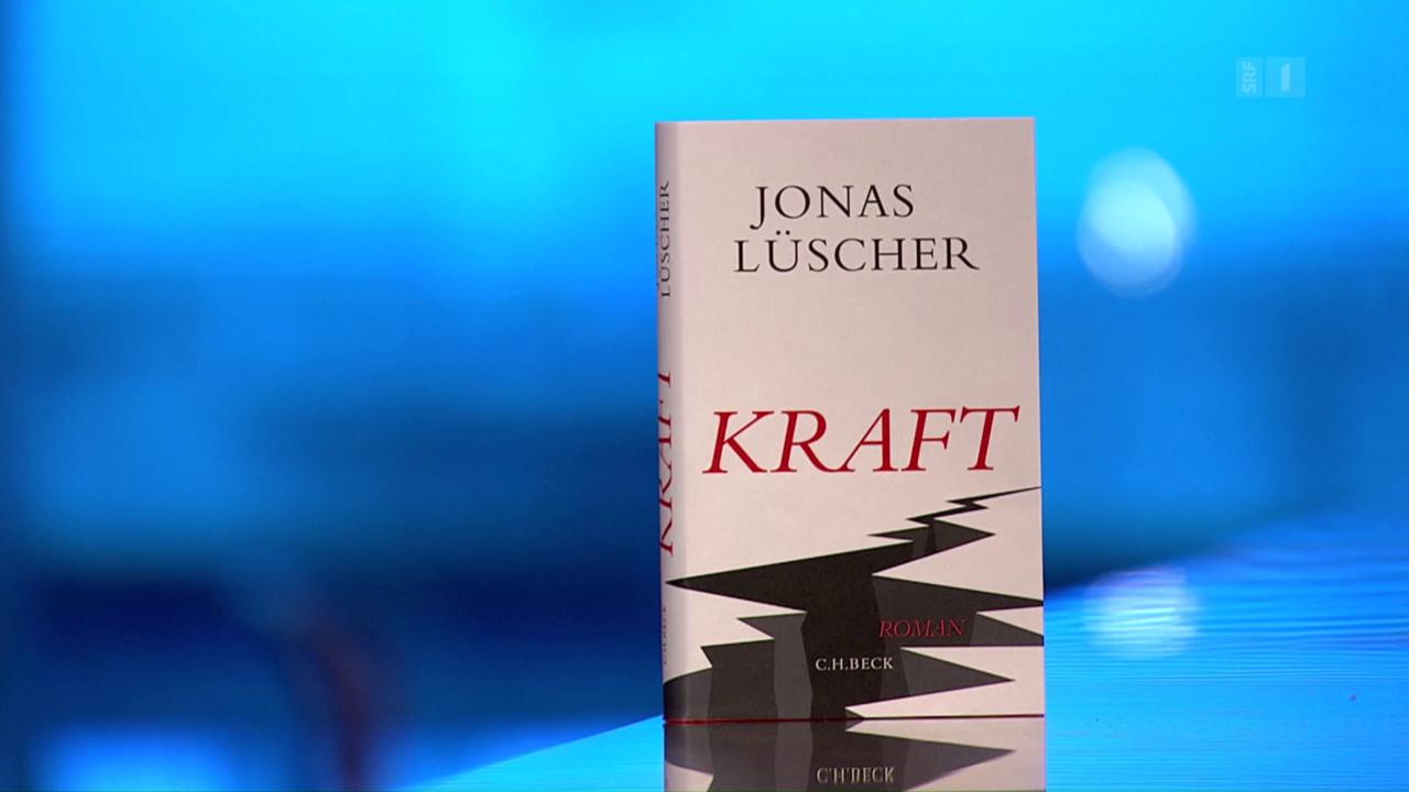 «Kraft» von Jonas Lüscher (C.H. Beck)
