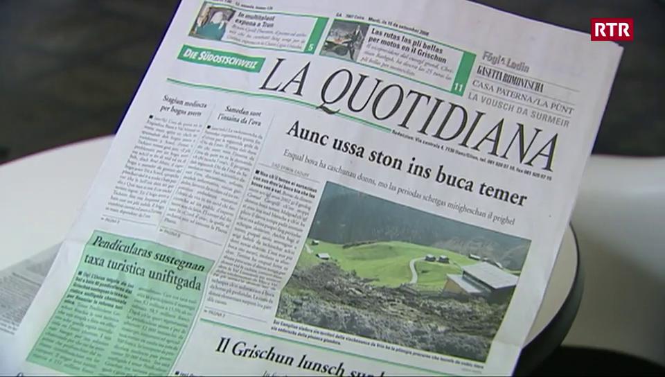 Liberar «La Quotidiana» 2008