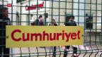 Video «Cumhuriyet: letzte Oppositionszeitung in der Türkei» abspielen
