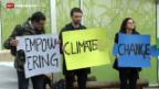 Video «Die Verhandlungen über Klimaabkommen beginnen» abspielen