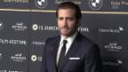 Video «Am ZFF mit Jake Gyllenhaal» abspielen