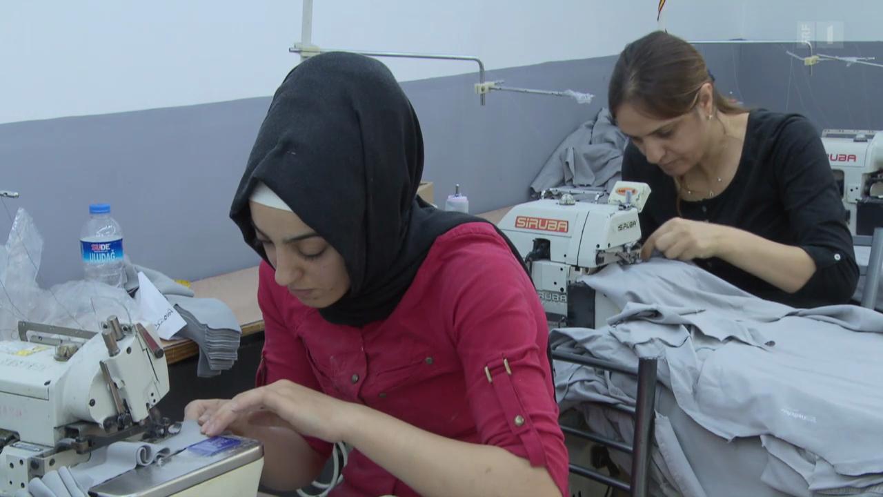 Kleiderproduktion: Modische Kleider, miserable Löhne