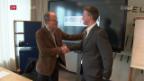 Video «Stabsübergabe bei Antidoping Schweiz» abspielen