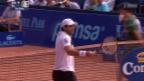 Video «Tennis: ATP-Turnier in Gstaad» abspielen