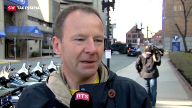 Schweizer Berichten aus Boston