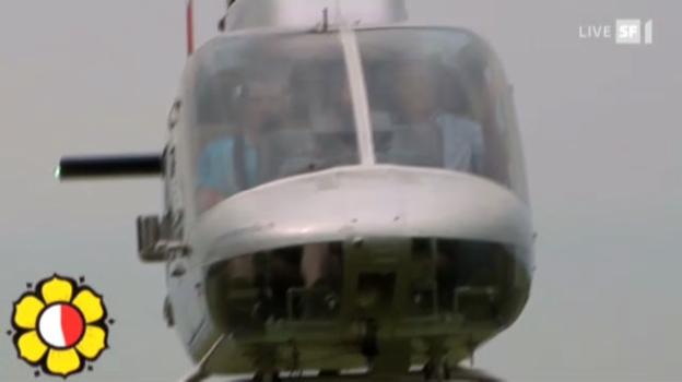 Video «Ab in die Luft» abspielen