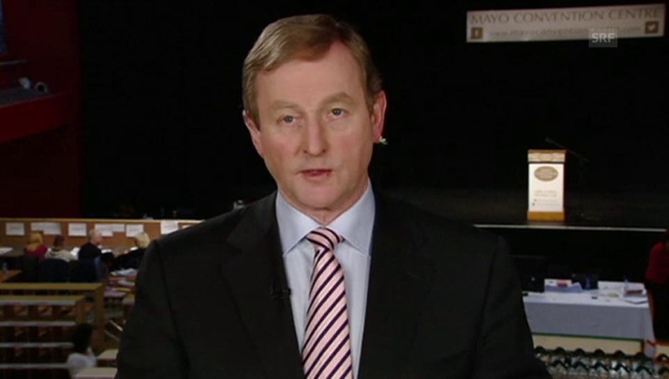 «Irland zu stabiler Regierung verhelfen»