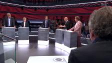 Video «Fifa, Korruption, Whistleblower: Muss die Politik ausmisten?» abspielen